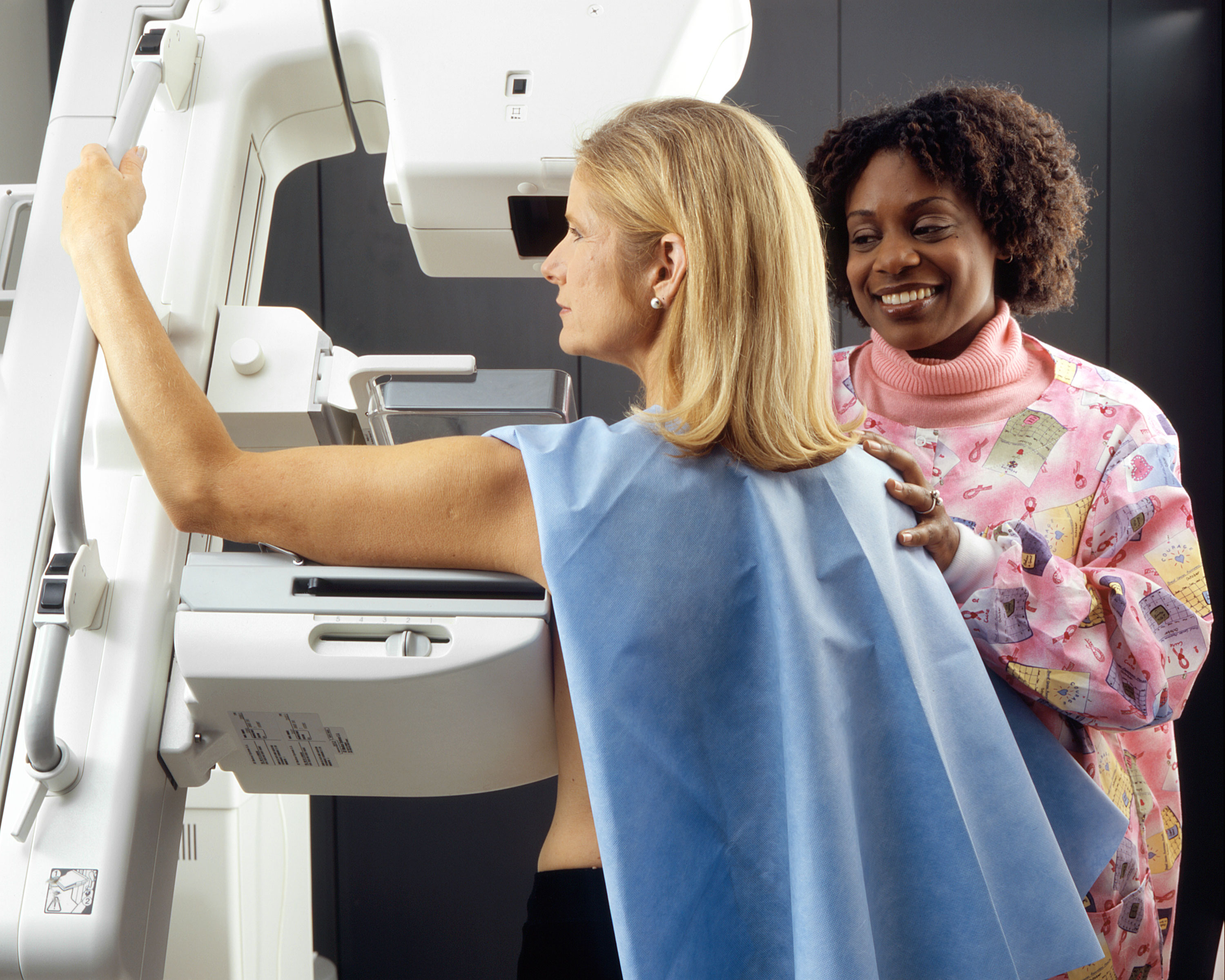 Get your mammogram with Dr. Sopp